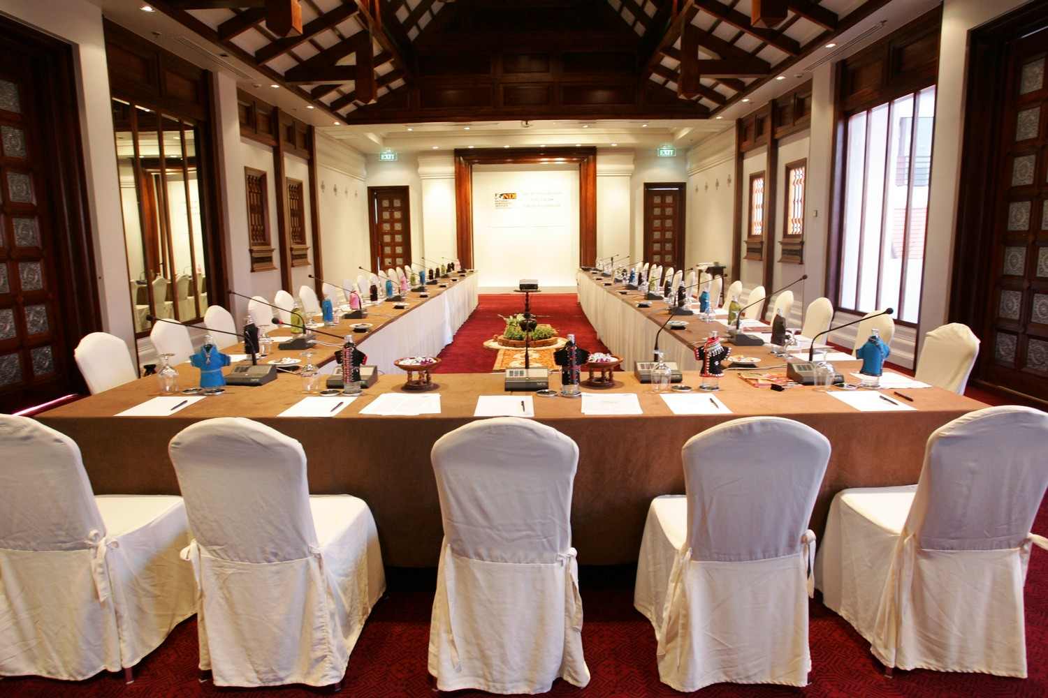 Meetings at Ratilanna Resort