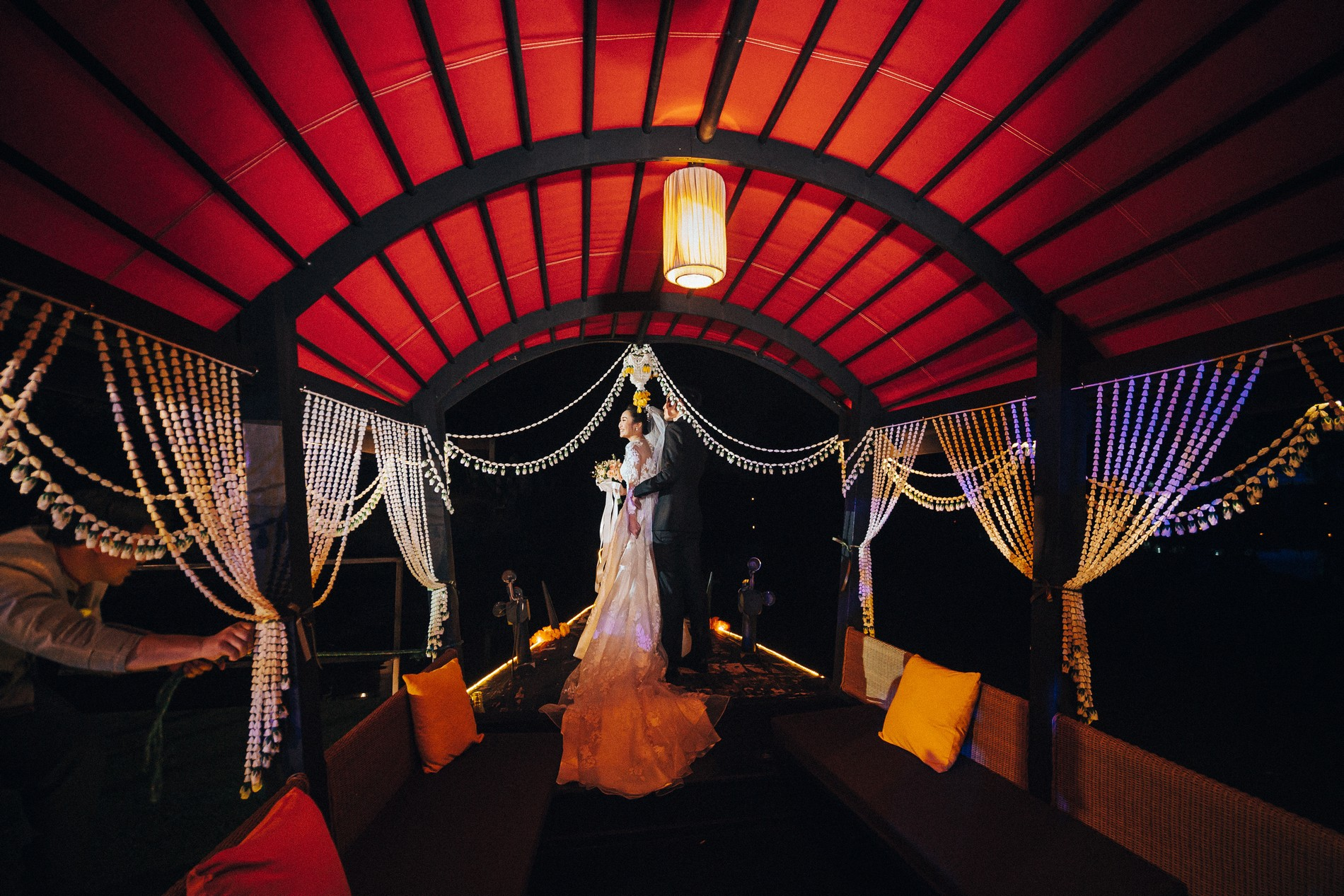 Wedding at Ratilanna Resort